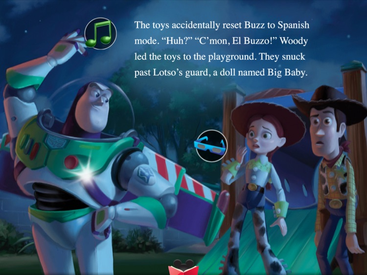Toy Story 3 Read–Along