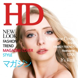 RealCover for iPad - Become a Cover Model