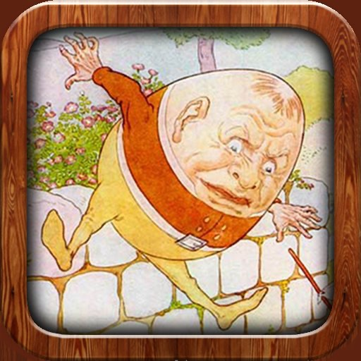 Nursery Rhyme Picture Book for iPad