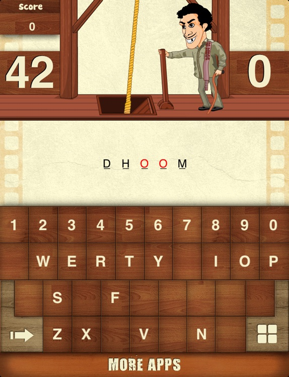 Hangman Bollywood screenshot-4
