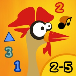 Animal farm game for children age 2-5: Train your skills for kindergarten, preschool or nursery school