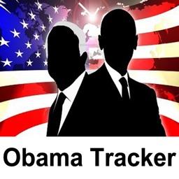 Obama Tracker free for iPad