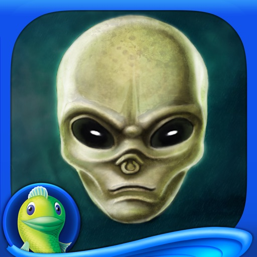 Forbidden Secrets: Alien Town HD - A Hidden Object Adventure