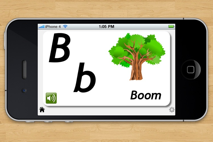 Afrikaans ABC Flashcards (with audio)