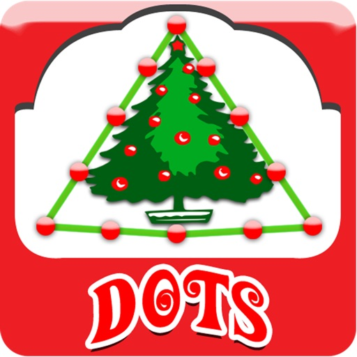 Christmas Dots Connect
