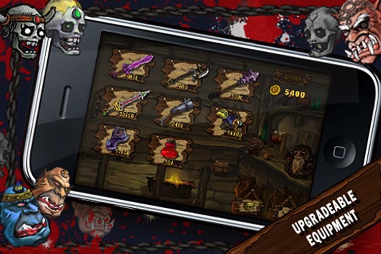 Death Knight screenshot-3