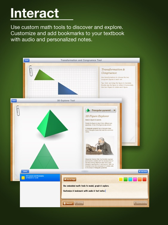 HMH Fuse: Geometry, Common Core Edition screenshot-4