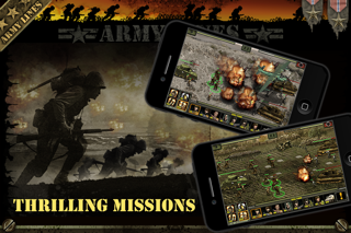 Army Lines screenshot one