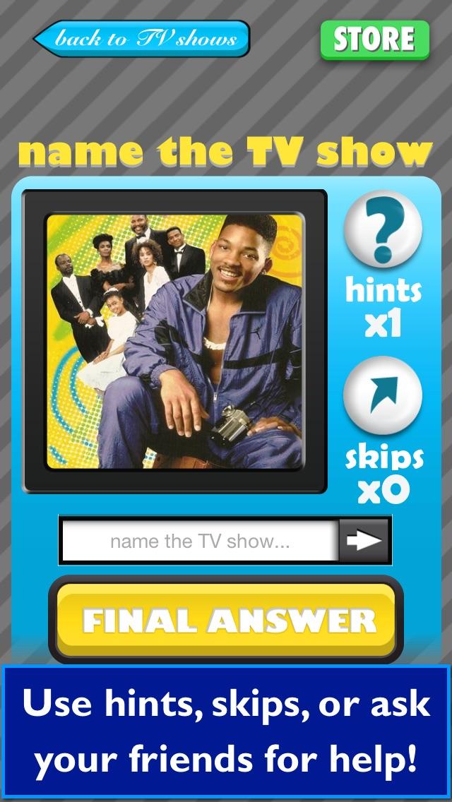 Quiz and Pop Trivia TV Stars QuizCraze Challenge screenshot two