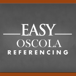 Easy OSCOLA Referencing