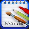 Escribir y dibujar (Notes Taker y el cuaderno de bocetos para iPhone e iPad)