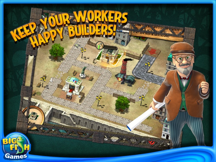 Monument Builders: Eiffel Tower HD screenshot-2