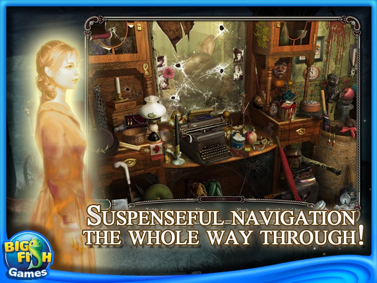 Shiver: Poltergeist Collector's Edition HD (Full) screenshot-4