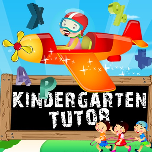 Kindergarten Tutor Lite icon