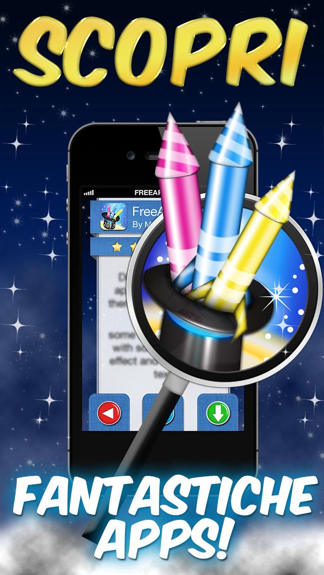 Screenshot of Free App Magic 2012 - 3 app gratis ogni giorno1