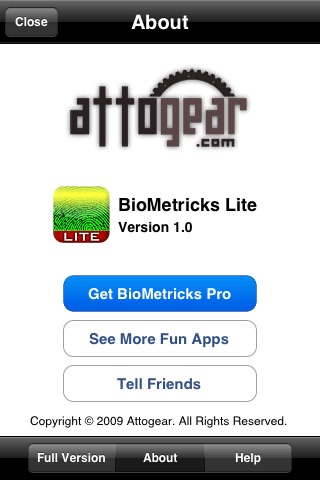 IQ Analyzer - BioMetricks Lite