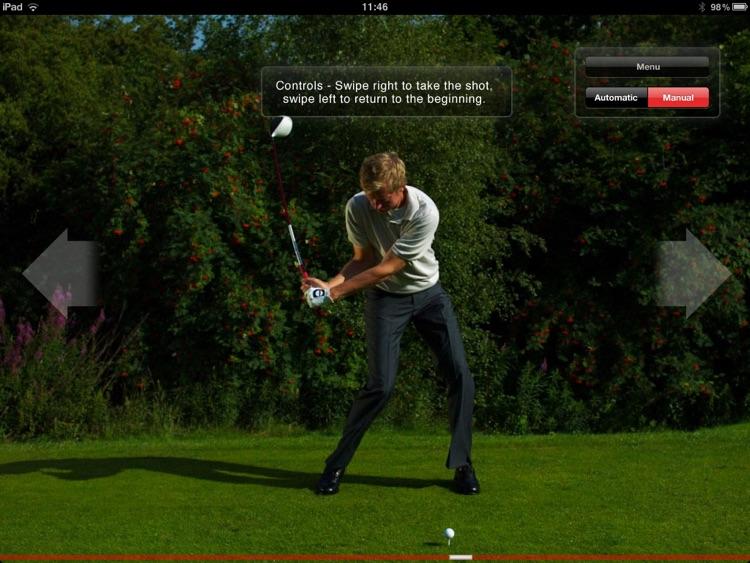 Golf Coach Power for iPad screenshot-3