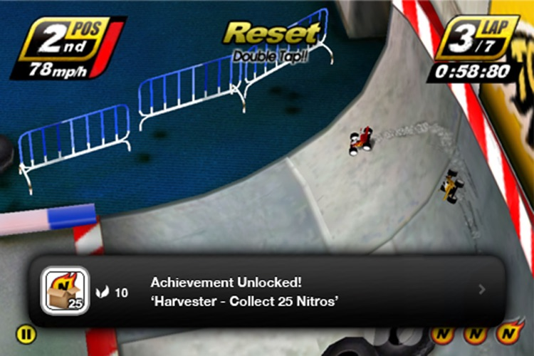 Touch Racing screenshot-4