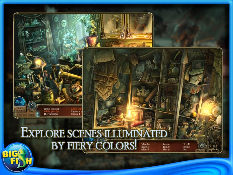 Time Mysteries 2: The Ancient Spectres Collector's Edition HD screenshot-4