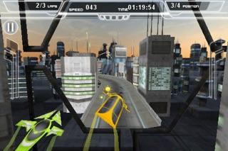 Electro RacerScreenshot von 1