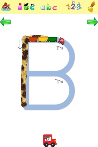 Alphabet Tracing screenshot-3