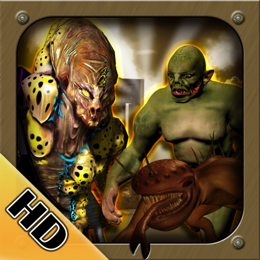 Zombie Valley HD icon