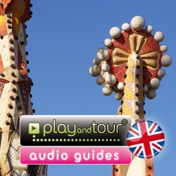 Barcelona Gaudí touristic audio guide (english audio)