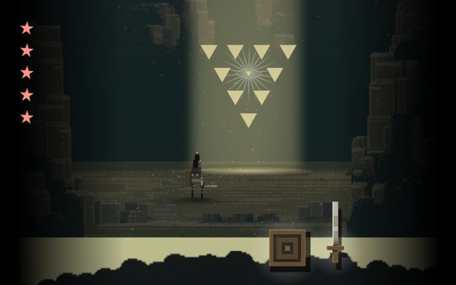Superbrothers: Sword & Sworcery EP Screenshot