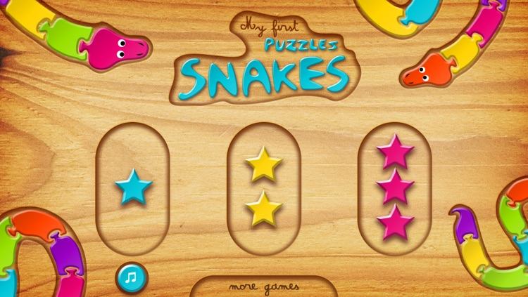 My First Puzzles: Snakes - Full version screenshot-3