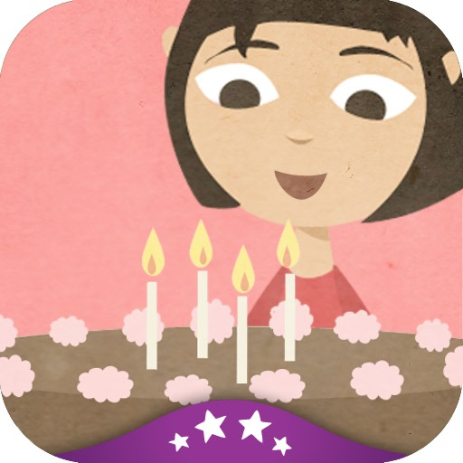 Happy Birthday LUBA - Children's Story Book