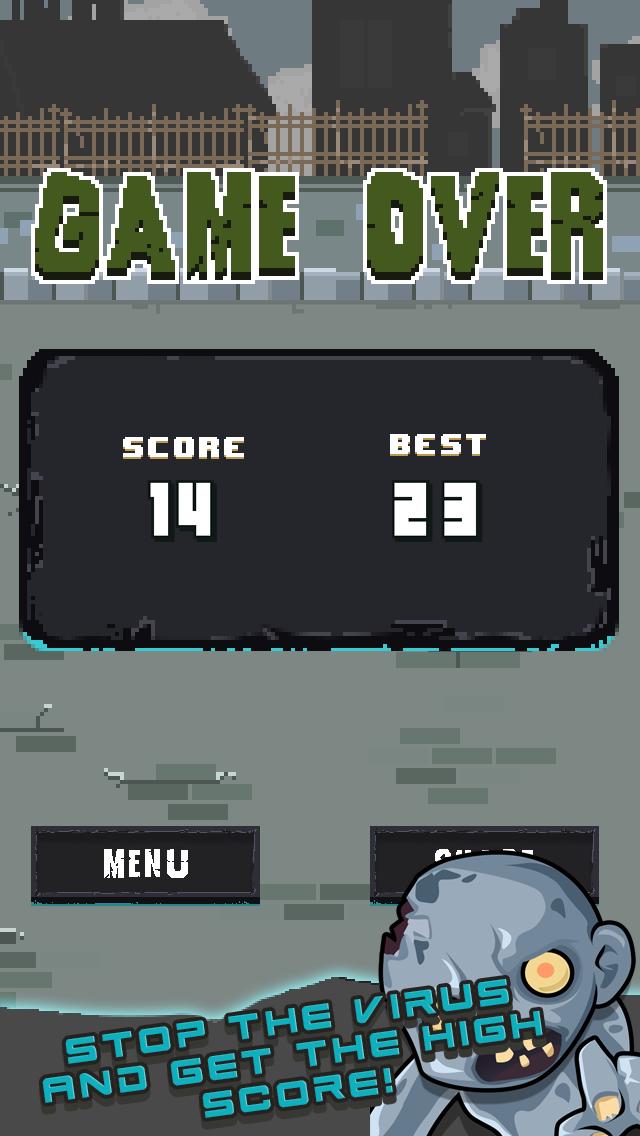 Zombie Hunt - Shoot the Walking Zombies screenshot three