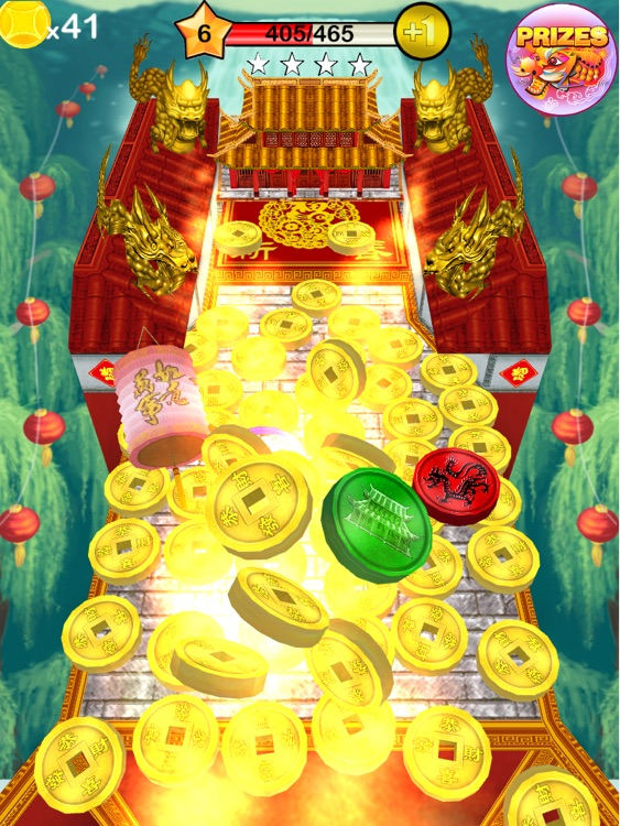 Coin Dozer - World Tour HD screenshot-3