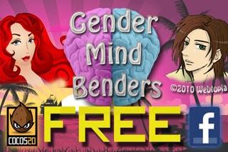 A FREE sex quiz - Gender Mind Benders iPhone