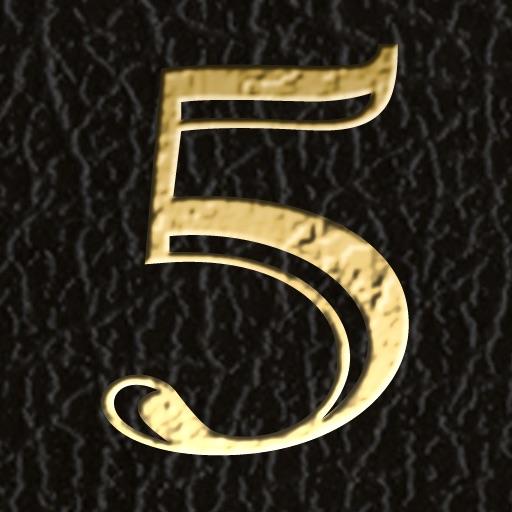 Cinco! (Norsk)