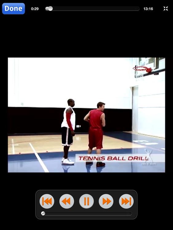 Dribble Triple Threat: Drive, Pass & Shoot - With Ganon Baker - Full Court Basketball Training Instruction - XL screenshot-3