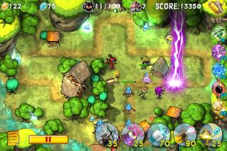 Ninja TD Lite Screenshot 4