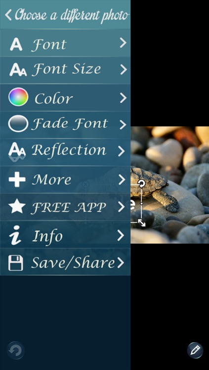 Photo Fonts Free- add text to your images with typography