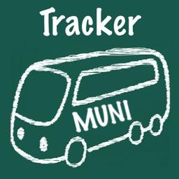 SF MUNI Tracker