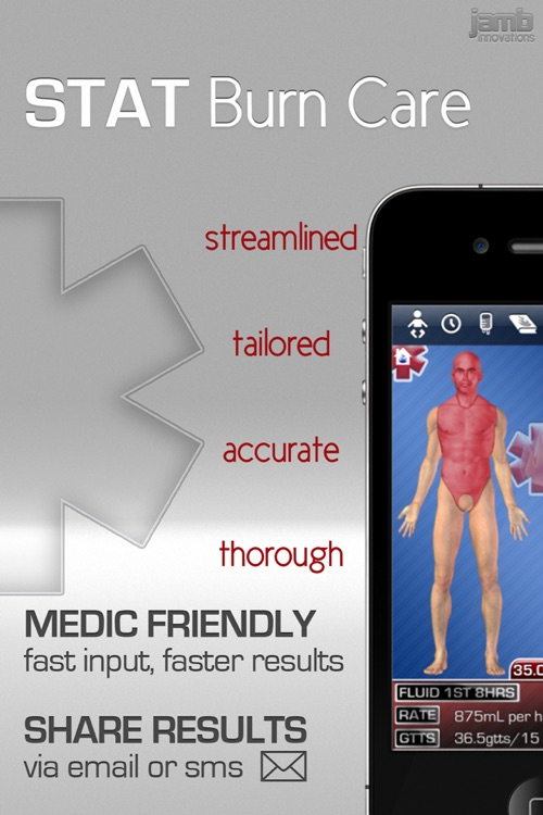 uBurn Medic screenshot-0