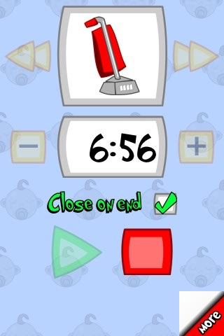 Baby Sleep Aid screenshot two