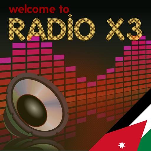 X3 Jordan Radios - الراديو من الأردن