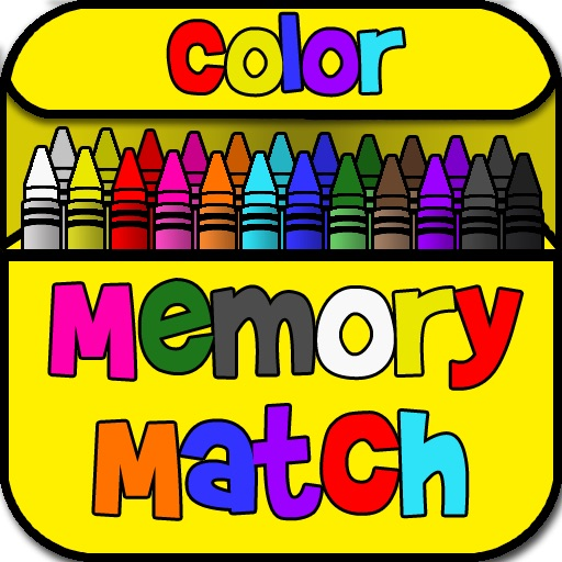 Color Memory Match Free