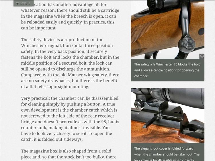 Hunting Worldwide Magazine screenshot-3