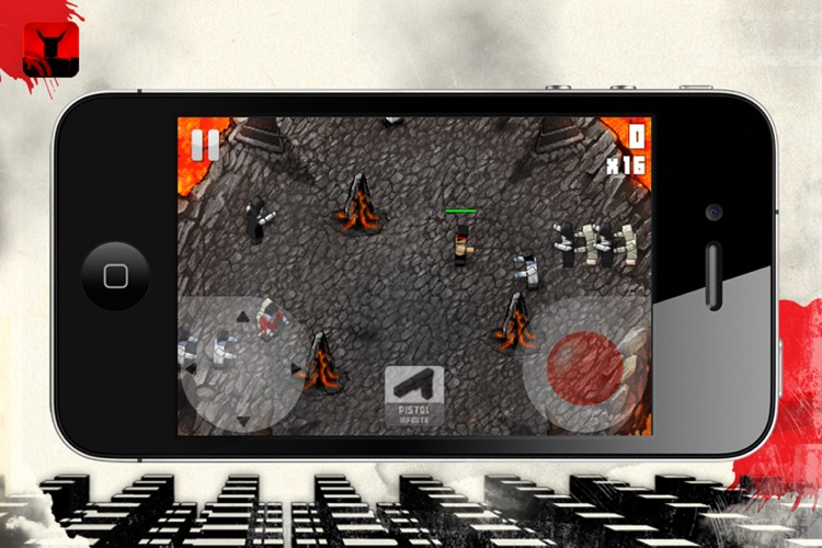 Boxhead - The Zombie Wars screenshot-2