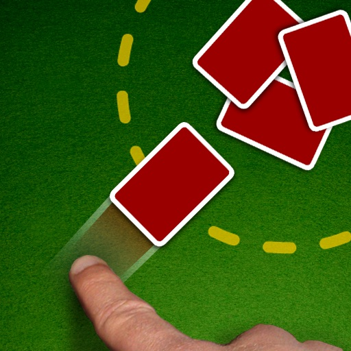 Card Dealer for iPad icon