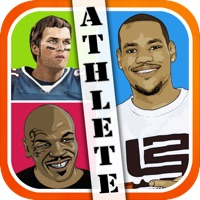 Codes for Athlete Pop Quiz Trivia - a game to guess what's real hero player in football, basketball, and more sports Hack