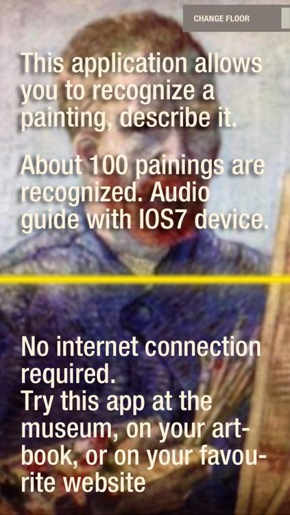 Van Gogh Museum ID Audio guide screenshot-0