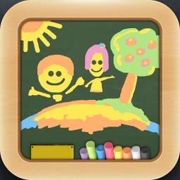 Chalkboard for iPad