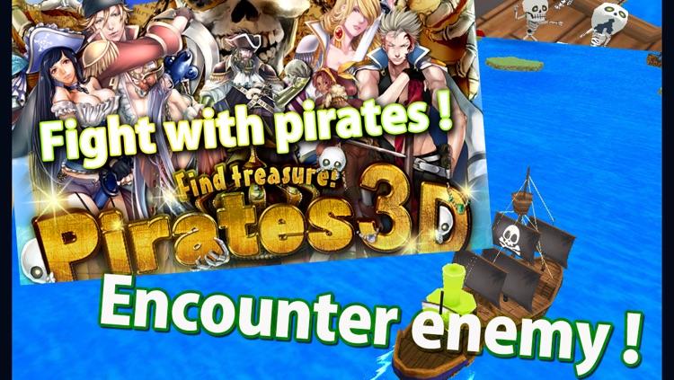 Pirates Defense 3D【Make Your Ship!!】