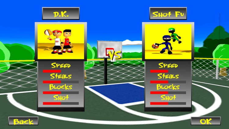 Funky Hoops Basketball screenshot-3